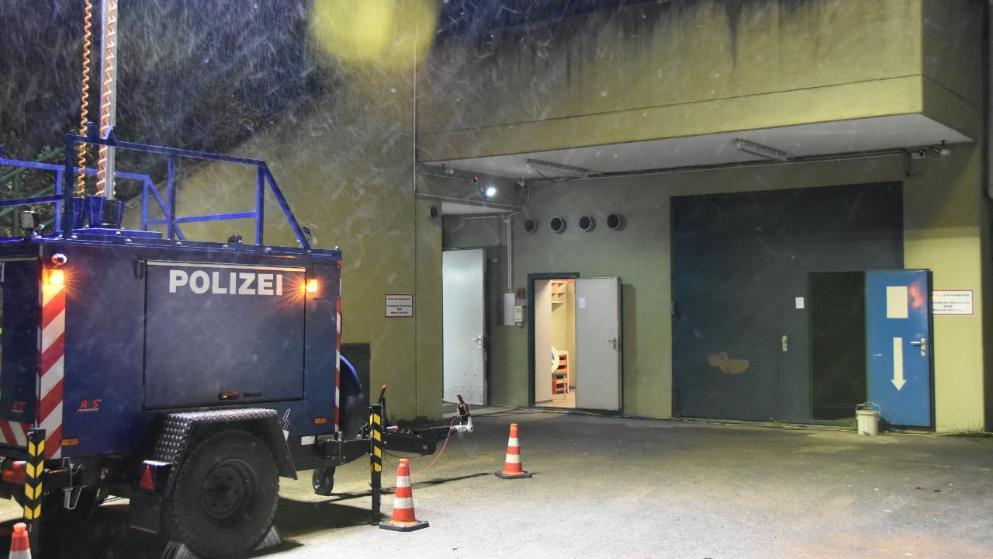 Немецкая полиция взяла штурмом военный бункер, в котором разместился объявивший независимость дата-центр - 7