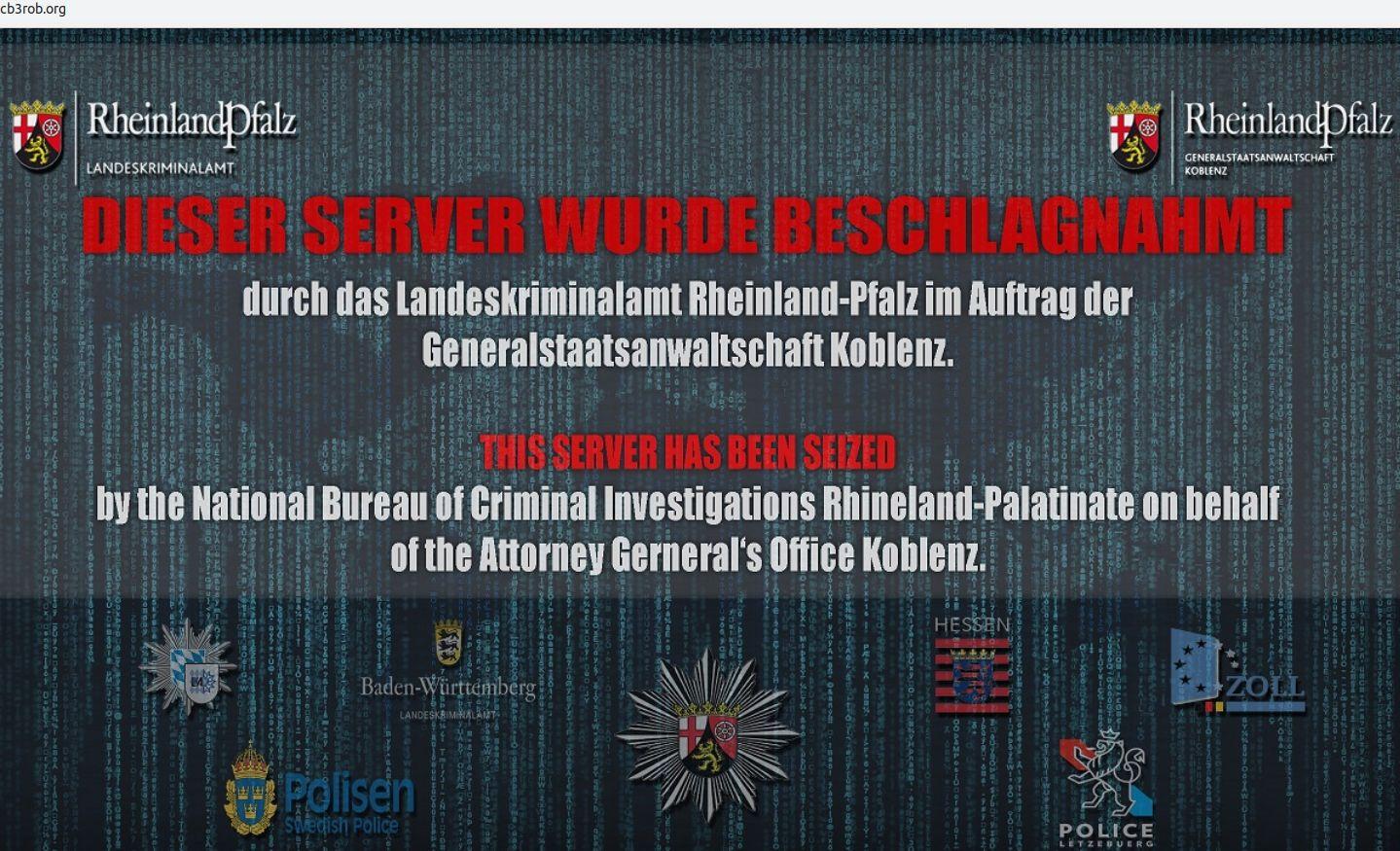 Немецкая полиция взяла штурмом военный бункер, в котором разместился объявивший независимость дата-центр - 9