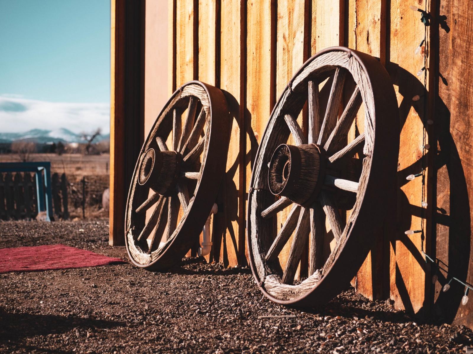 Почему полезно изобретать колёса - 1