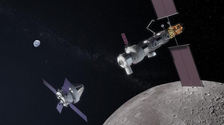 Япония поможет NASA в реализации лунной программы