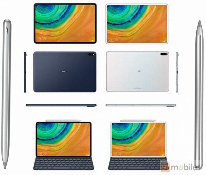 Huawei готовит удар по планшетам iPad Pro