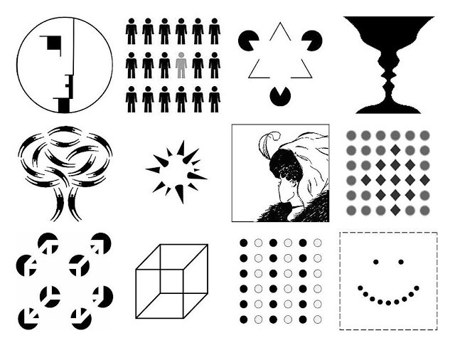 Использование законов гештальт-психологии в дизайне пользовательского интерфейса - 1