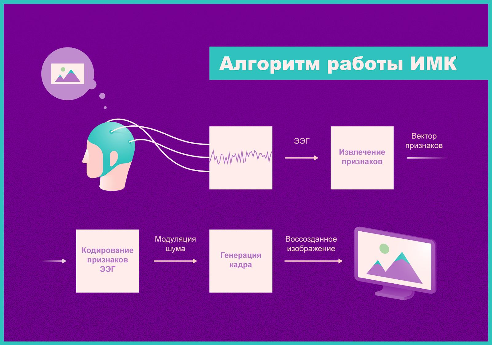 Российские ученые восстановили образы из мыслей человека по электрической активности мозга - 2