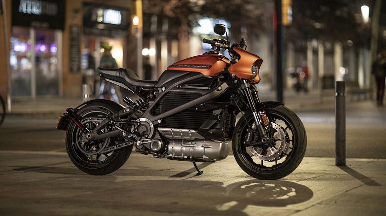 Выпуск электрических мотоциклов Harley-Davidson LiveWire возобновлен