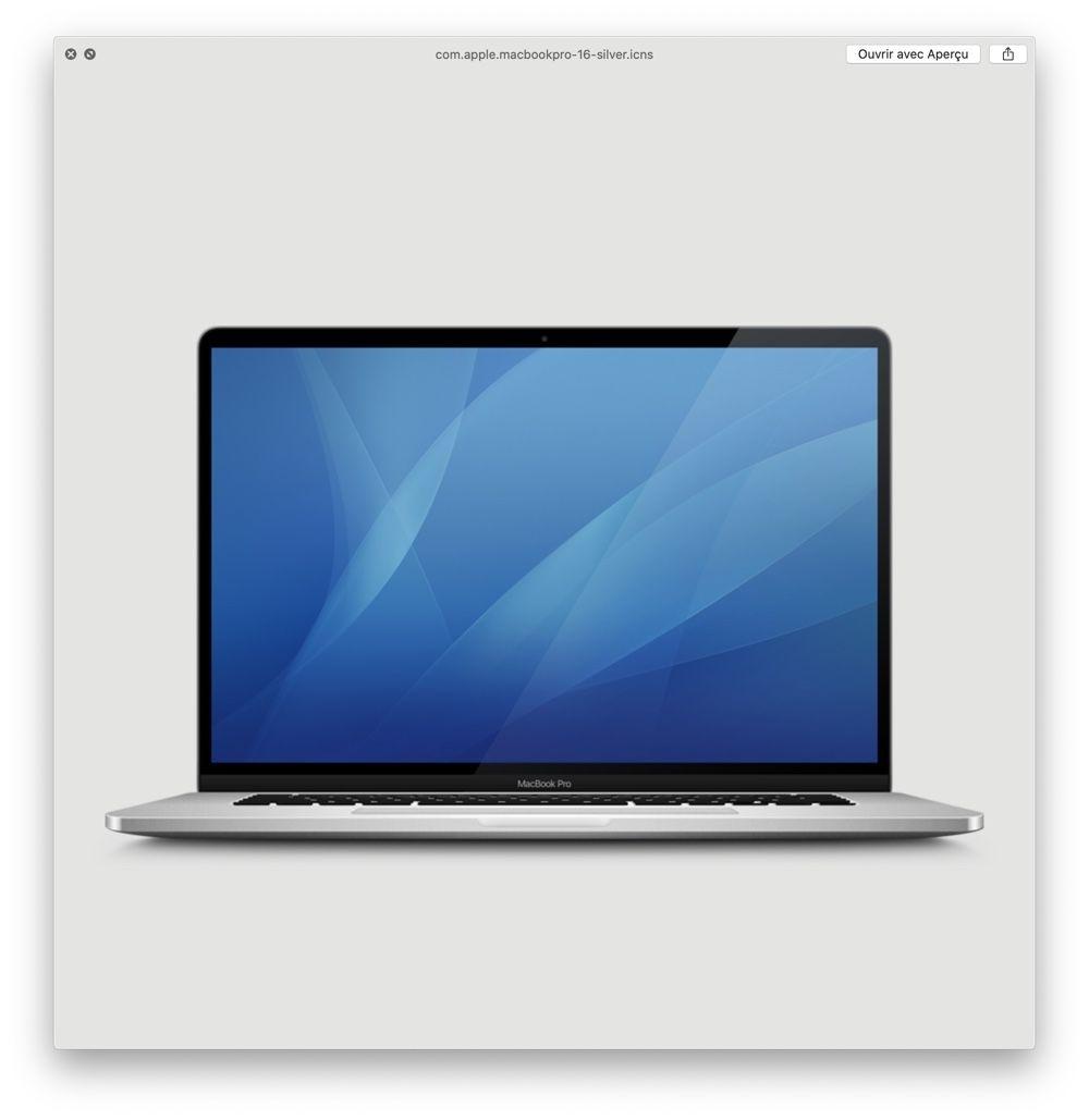 16″ MacBook Pro упоминается в бета-версии macOS Catalina