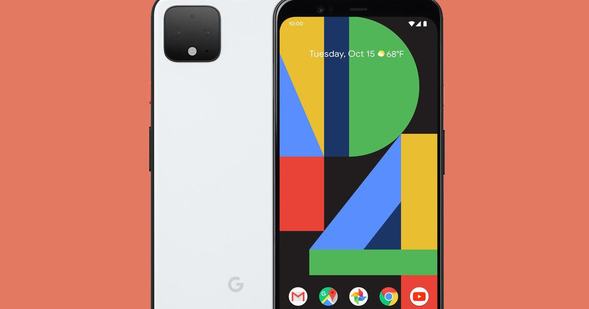 Pixel 4 можно будет разблокировать во сне