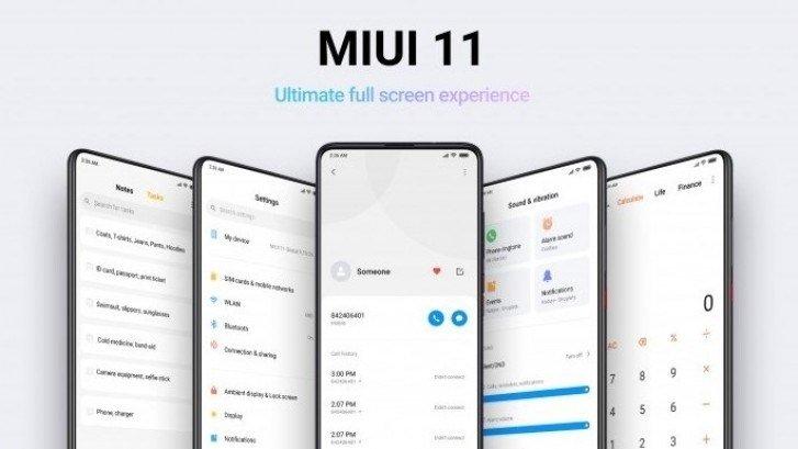 Xiaomi начинает открытое бета-тестирование глобальной версии MIUI 11 для Redmi K20, Pocophone F1, Redmi 7, Redmi Note 7 и еще нескольких моделей