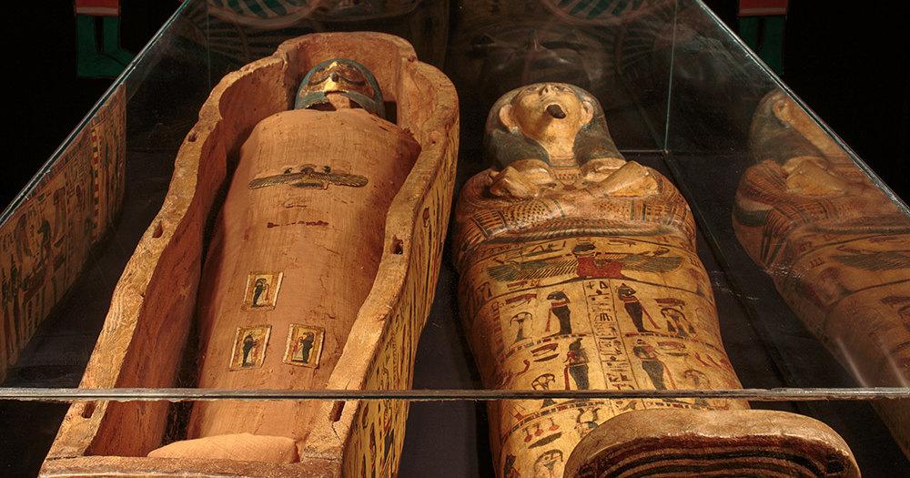 Египетские археологи рассказали о неразграбленном захоронении