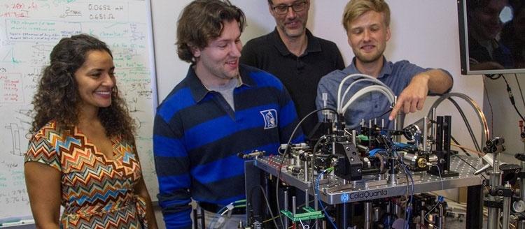 НАСА финансирует разработку коммерческих квантовых атомных систем