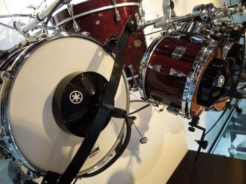 Роботизированные ударная установка и контрабас Yamaha: живые выступления можно будет слушать в записи