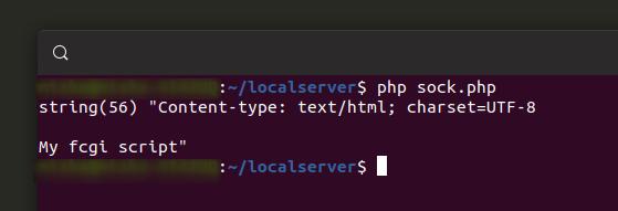 Запускаем PHP-скриптики через php-fpm без web-сервера. Или свой FastCGI-клиент (под капотом) - 4