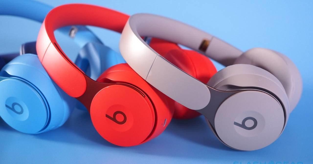 Beats представил наушники с шумоподавлением, работающие 22 часа