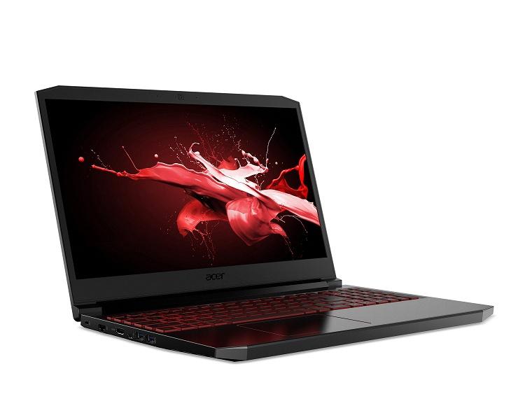 Intel Core i7, GeForce GTX 1660Ti, 32 ГБ ОЗУ. Acer представила в России новый игровой ноутбук Nitro 7