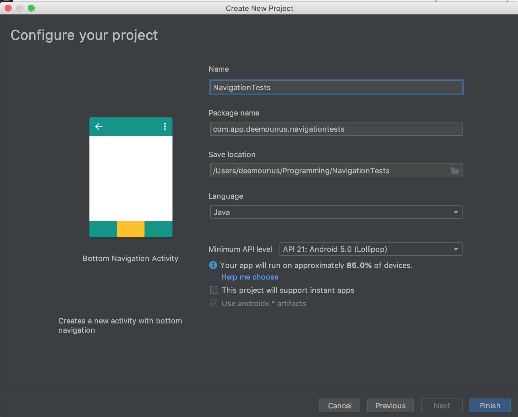Автоматизация Android. Супер простое руководство по созданию первого Espresso-теста - 3