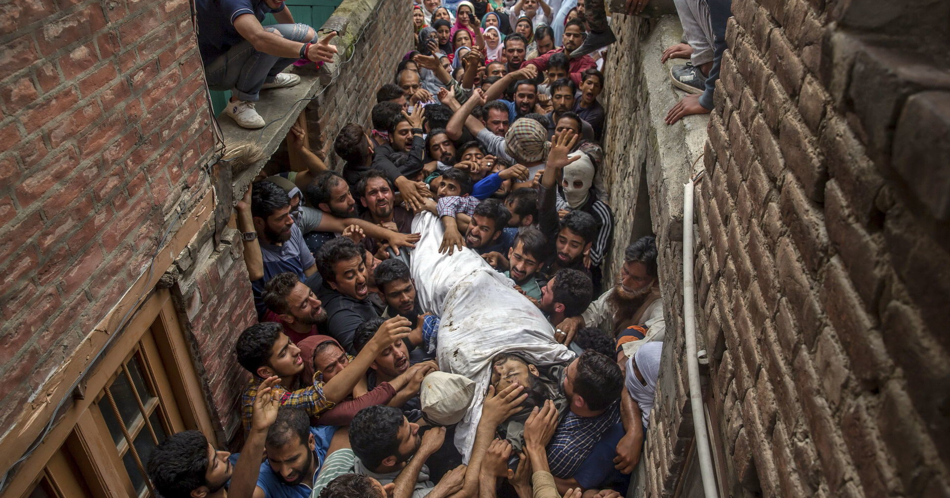 Индиец «воскрес» на собственных похоронах