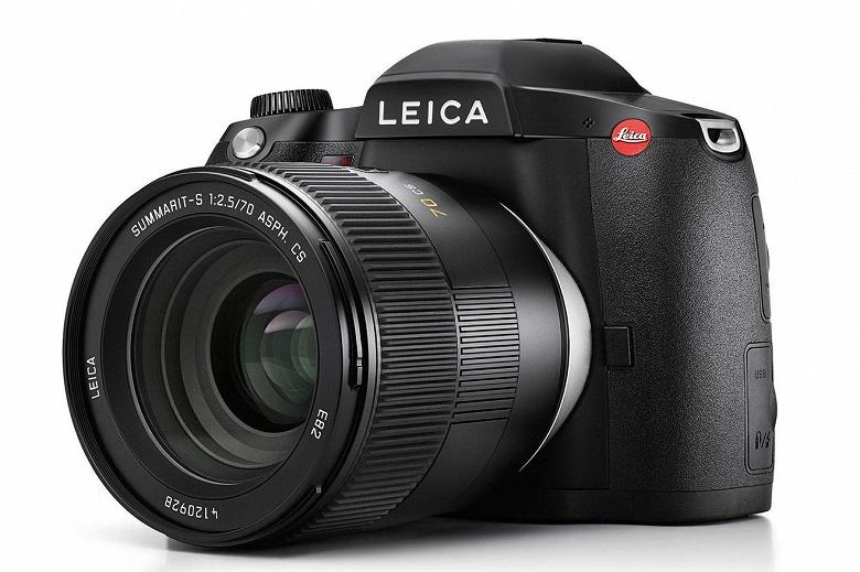 Камера среднего формата Leica S3 задерживается на год