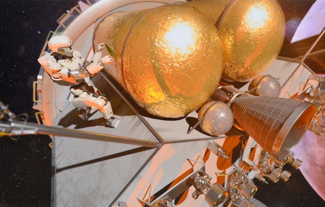 НАСА нанимает инженеров для разработки гуманоидного робота следующего поколения - 1
