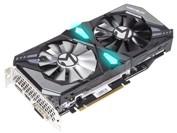 Видеокарта Nvidia GeForce GTX 1660 Super играет мускулами в бенчмарке