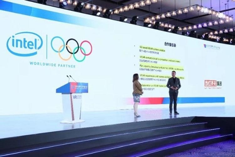 Intel вместе с китайцами создаст VR/AR-платформы для трансляций Олимпийских игр