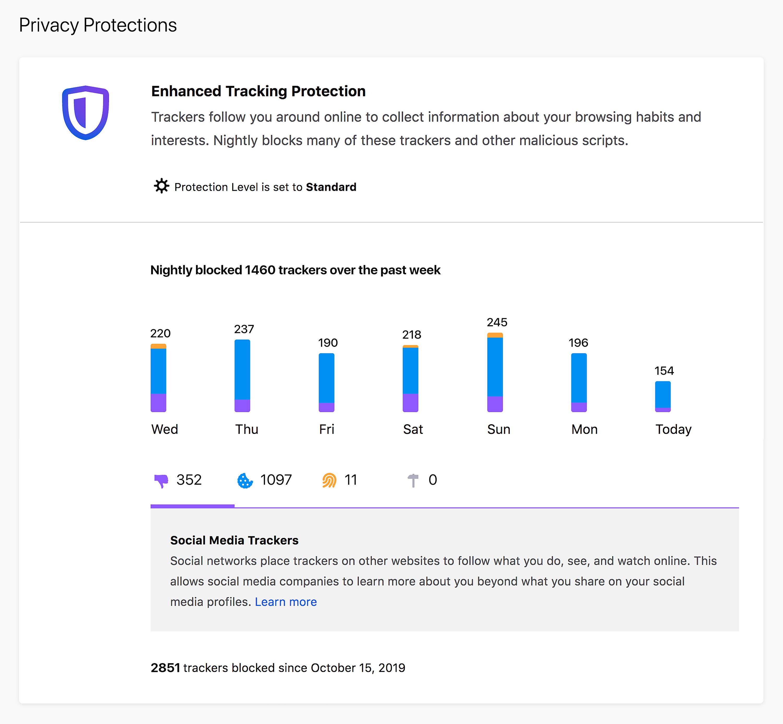 Mozilla представила новые функции защиты конфиденциальности пользователей для Firefox - 3