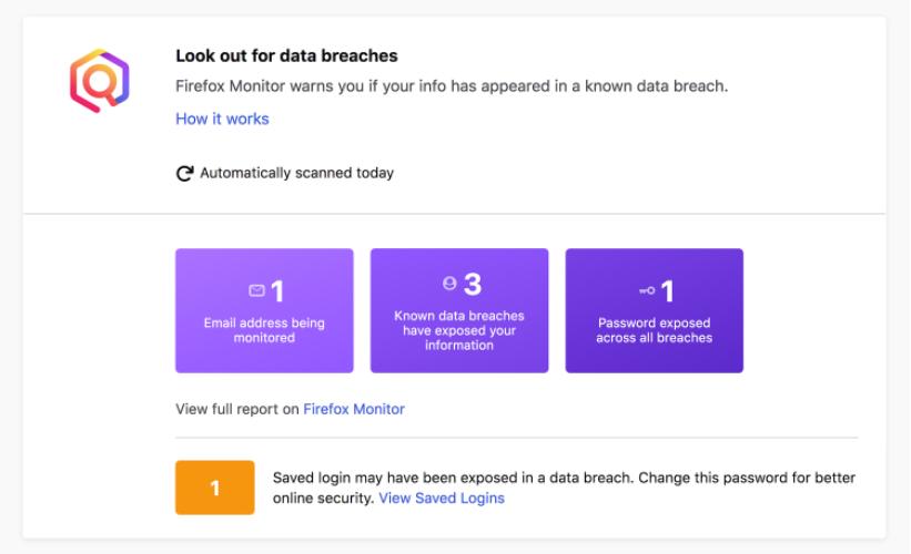 Mozilla представила новые функции защиты конфиденциальности пользователей для Firefox - 4