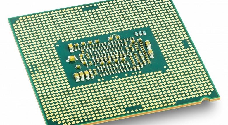 Параметры совершенно новых процессоров Intel