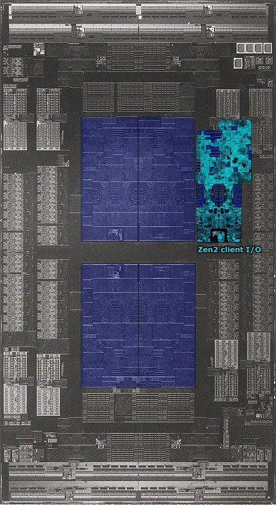 Почти 40 млрд транзисторов. 64-ядерный процессор AMD продолжает впечатлять