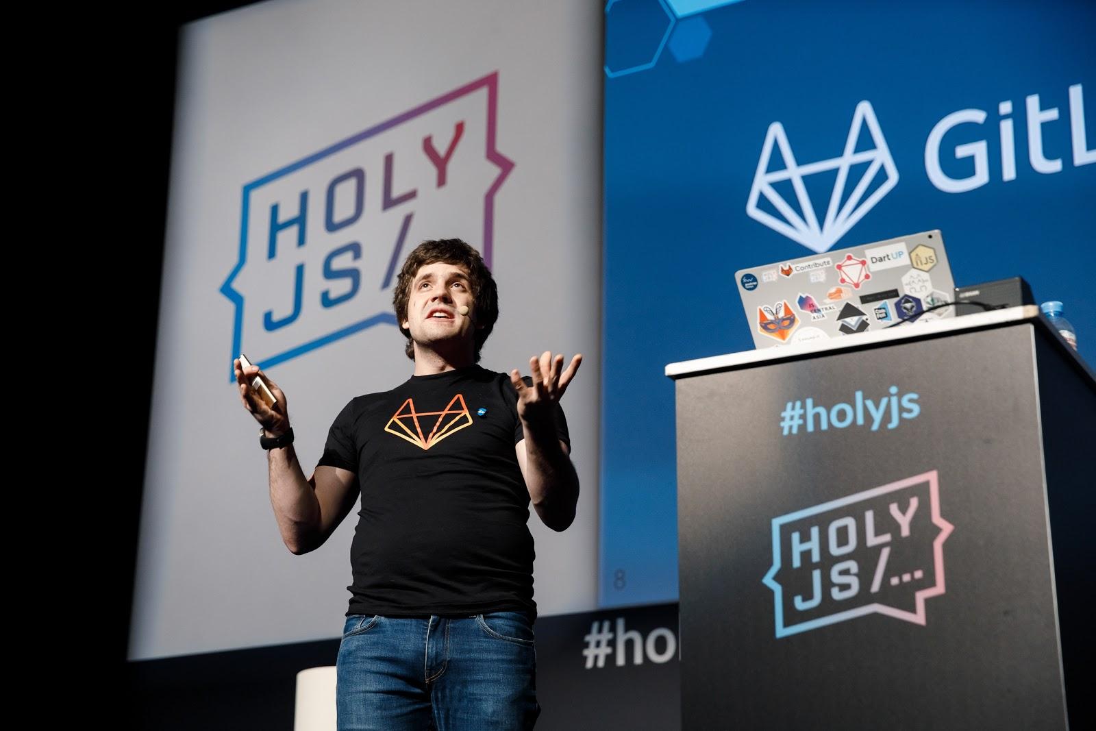 Почти всё о будущей HolyJS 2019 Moscow - 9