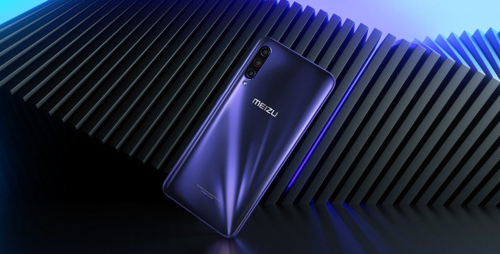 Представлен Meizu 16T — самый дешевый смартфон на Snapdragon 855