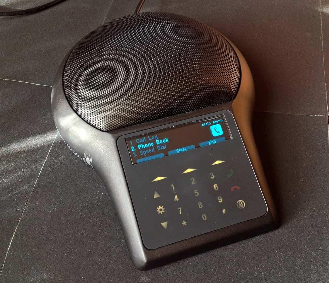 спикерфон phoenix audio spider