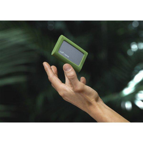 Внешние твердотельные накопители CalDigit Tuff nano оснащены разъемом USB-C