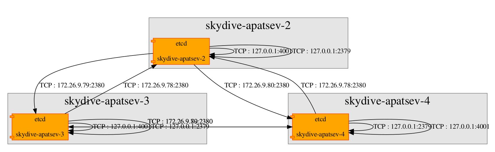 Введение в skydive.network - 3