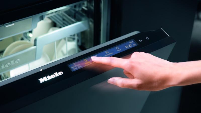 Miele объявила о старте продаж посудомоечных машин с революционным дозатором