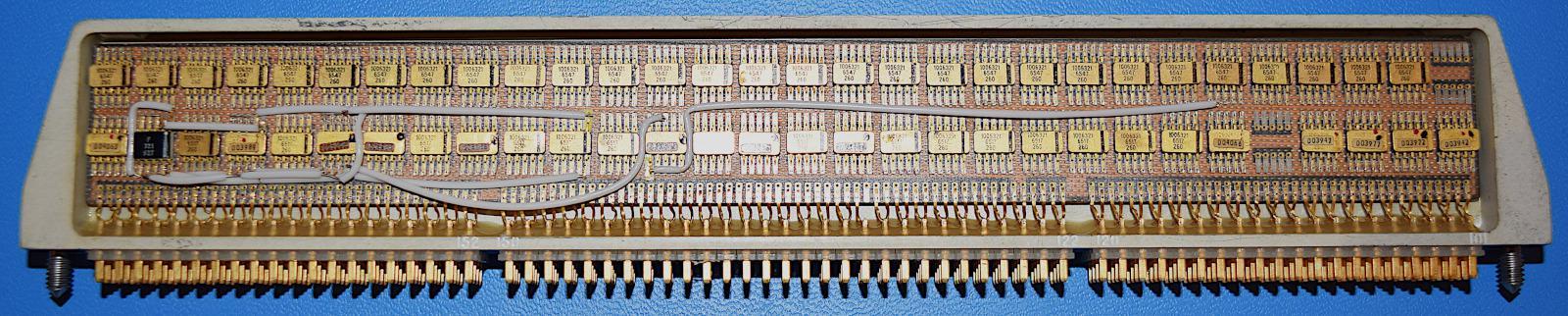 Компьютер на базе вентилей NOR: внутри бортового управляющего компьютера «Аполлона» - 12