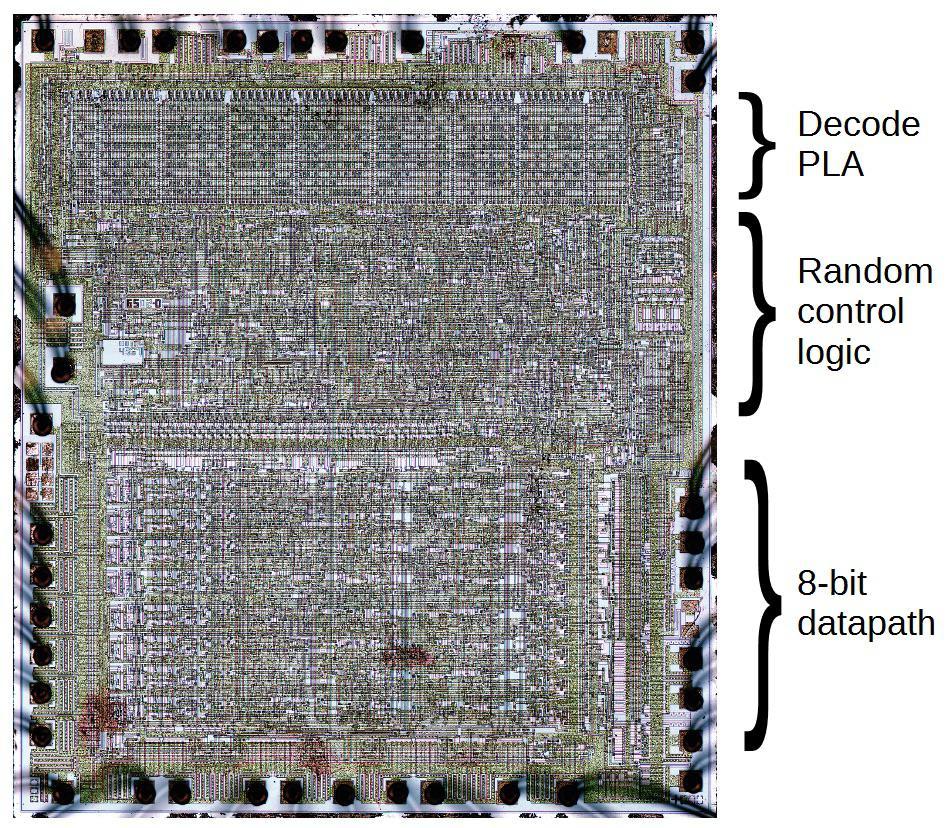 Компьютер на базе вентилей NOR: внутри бортового управляющего компьютера «Аполлона» - 15