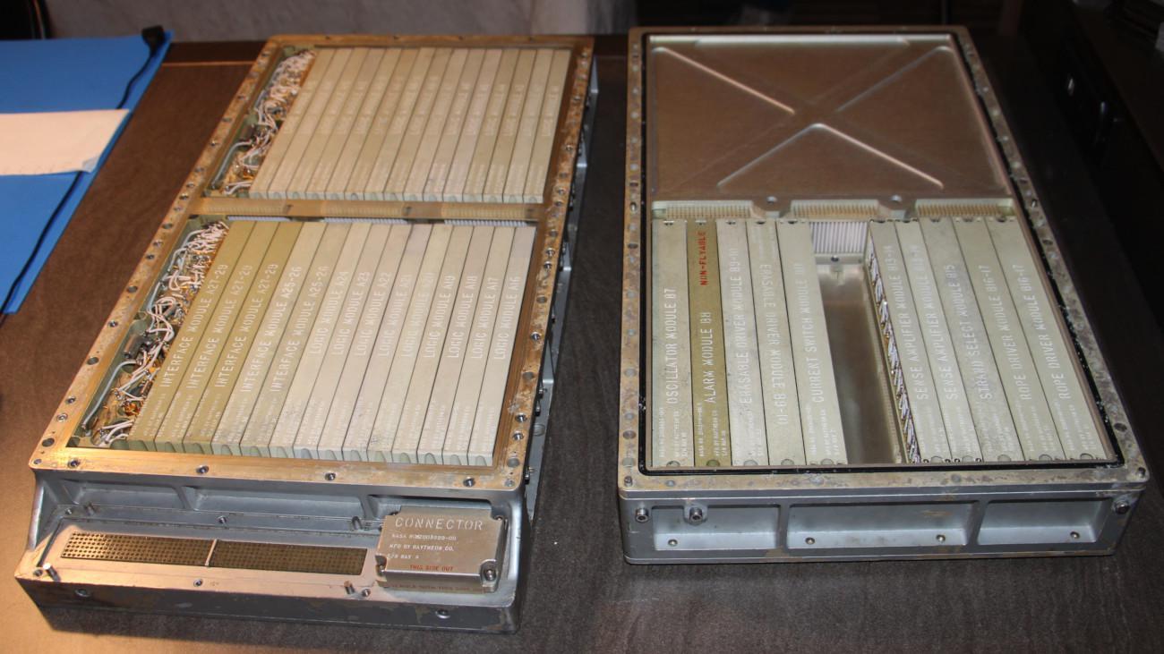 Компьютер на базе вентилей NOR: внутри бортового управляющего компьютера «Аполлона» - 1