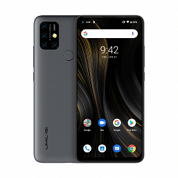 Недорогой смартфон с рекордным аккумулятором, квадрокамерой на 48 Мп и Android 10 можно заказать из России