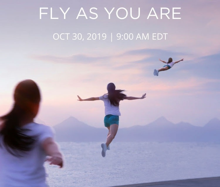DJI представит новый дрон? 30 октября пройдёт мероприятие «Летать легко»