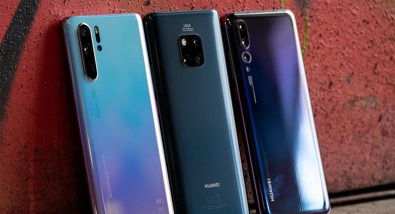 Huawei планирует потягаться с Samsung уже в этом году