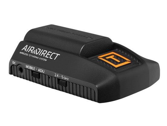 Tether Tools Air Direct позволяет связать камеру и компьютер или мобильное устройство по беспроводному подключению