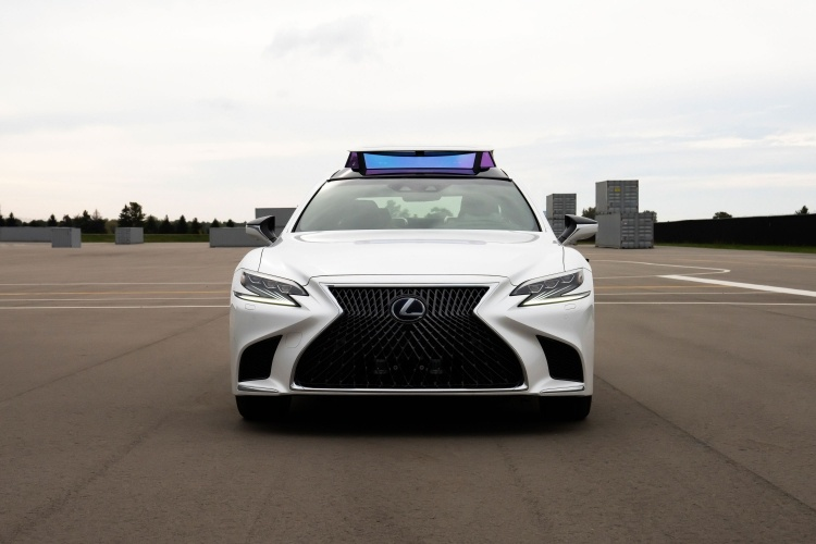 Toyota рассказала о своих самоходных такси для Олимпиады в Токио 2020 года
