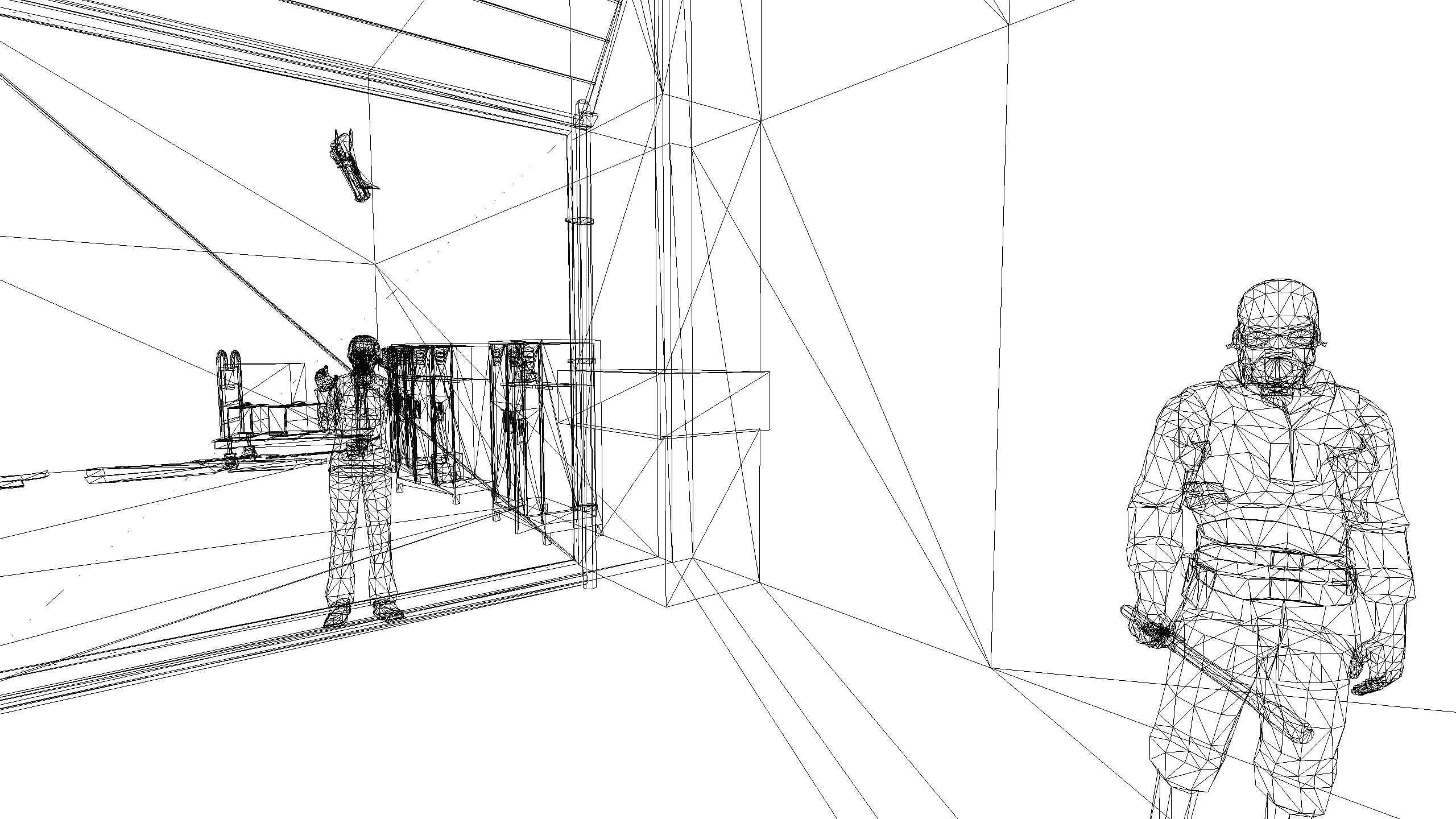 Как работает рендеринг 3D-игр: обработка вершин - 2