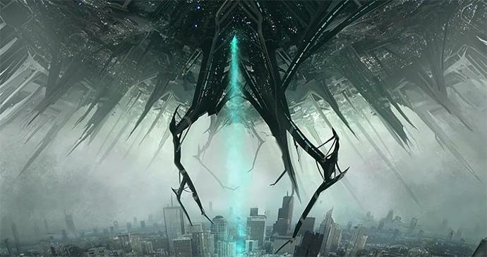 Объяснение парадокса Ферми в рамках космической социологии Лю Цысиня - 2