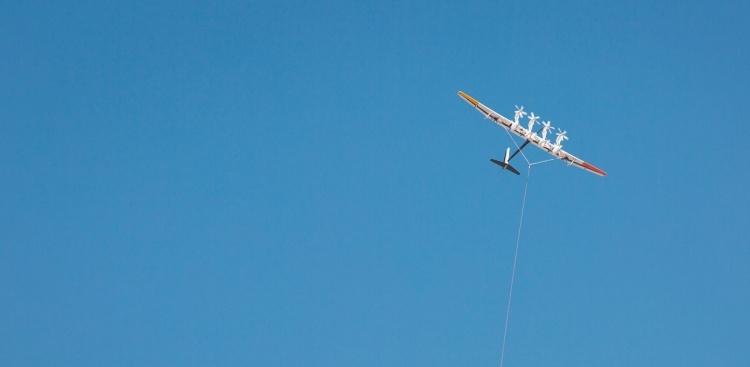 Принадлежащая Alphabet компания Makani испытывает добычу энергии воздушными змеями