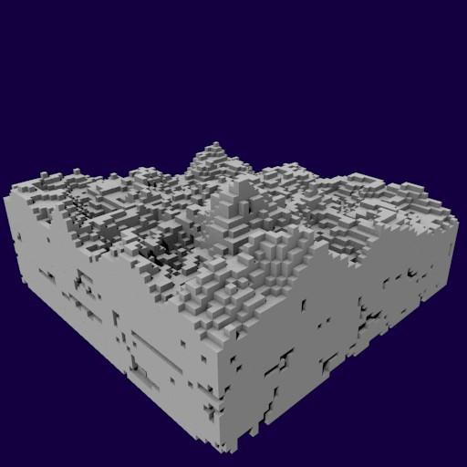 Создаём свою Minecraft: генерация 3D-уровней из кубов - 22