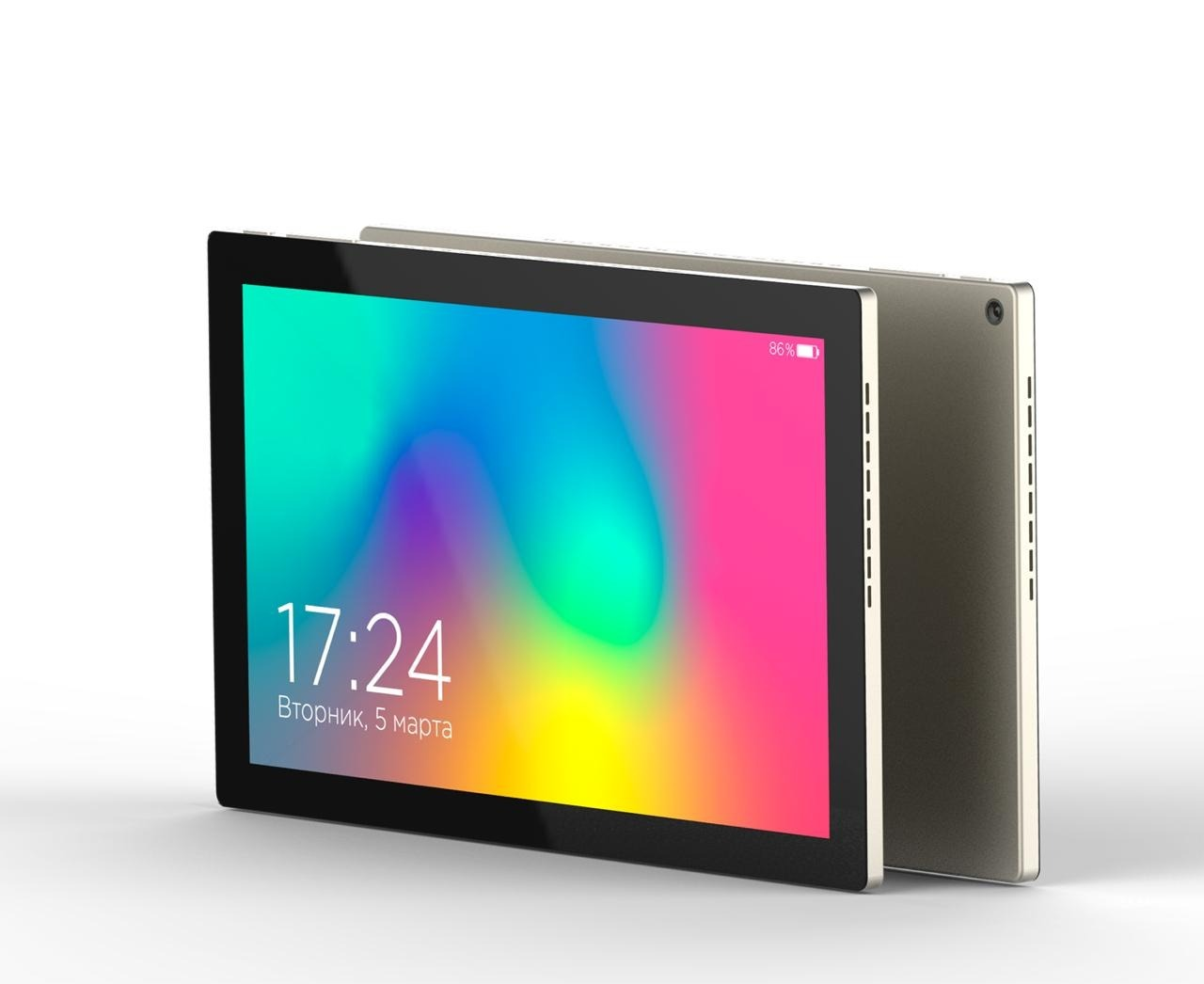 В России выпустили «гражданский» отечественный планшет на процессоре «Эльбрус» - 1