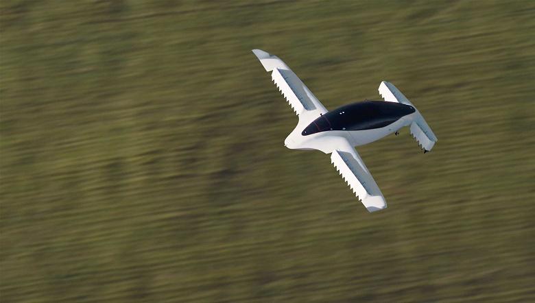 Завершен первый этап летных испытаний аэротакси Lilium Jet