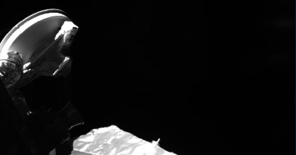 ESA показало селфи BepiColombo