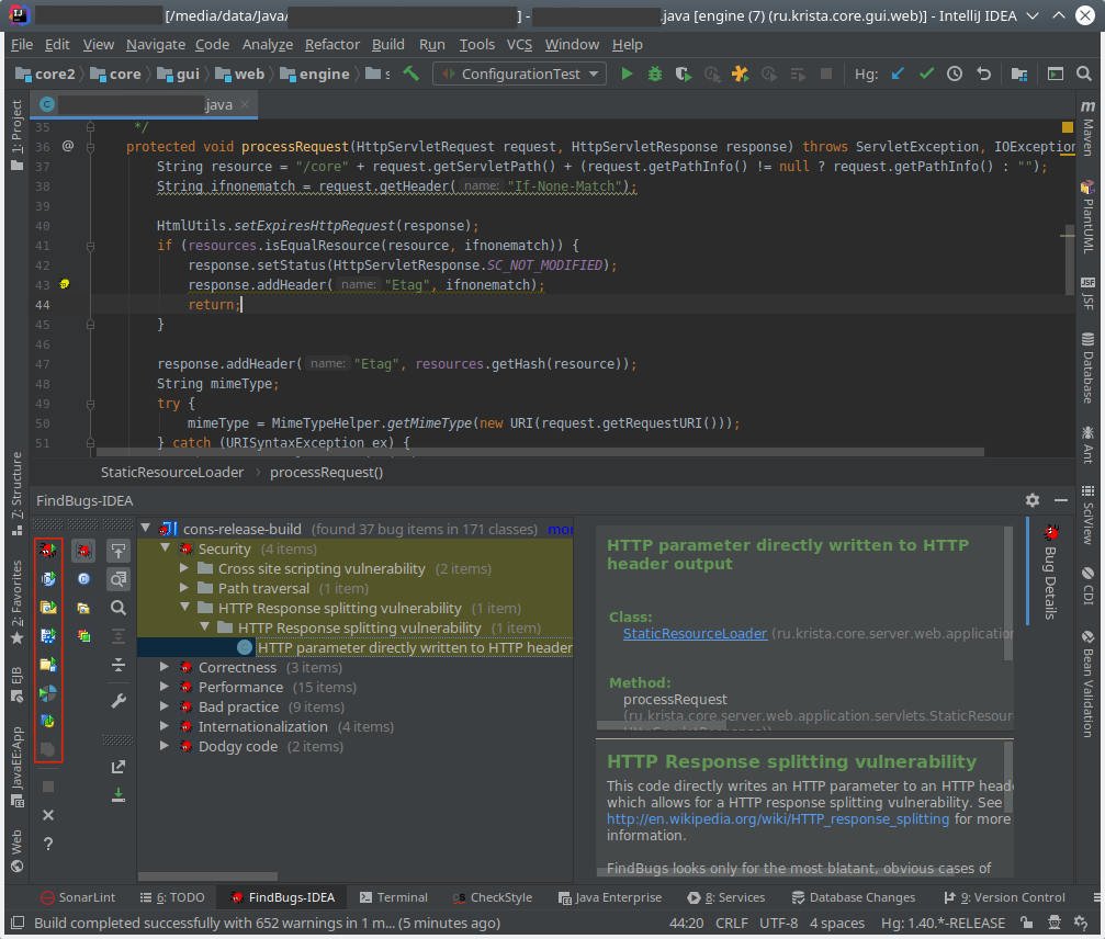 SonarQube и IntelliJ IDEA: правильная интеграция - 19