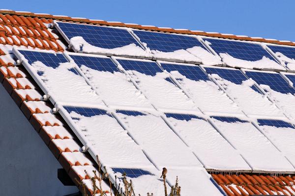 Электричество можно добыть из снега - 1